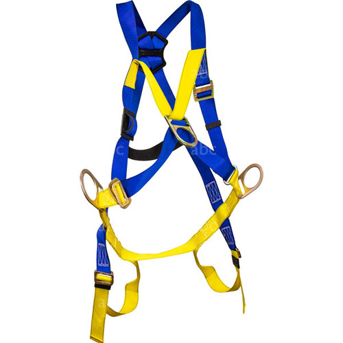 Gemtor Deluxe Full Body Harness - Front