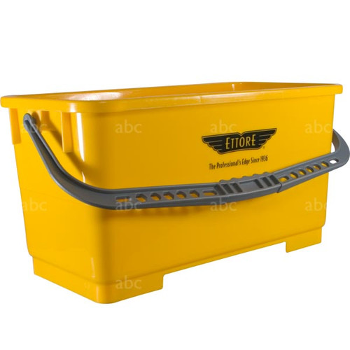 85000 Ettore 6 Gallon Rectangular Bucket
