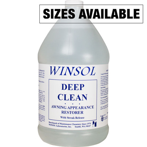 Winsol Awning Care