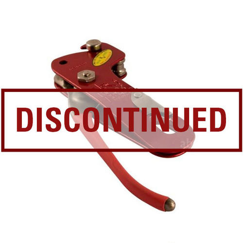 SRTE Red Aluminum Descender