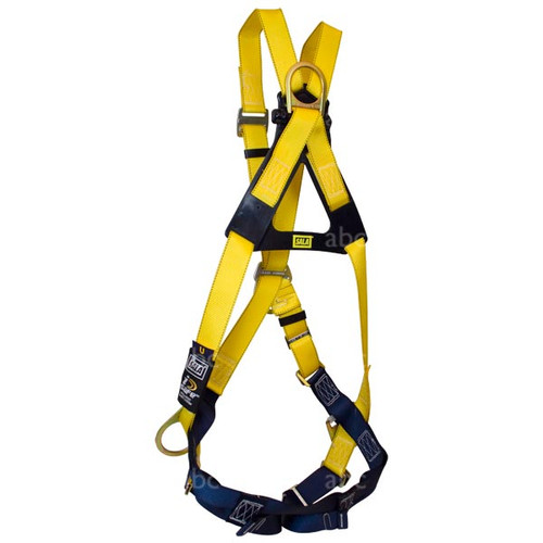 1103270 DBI/SALA Fully Body Harness - Back