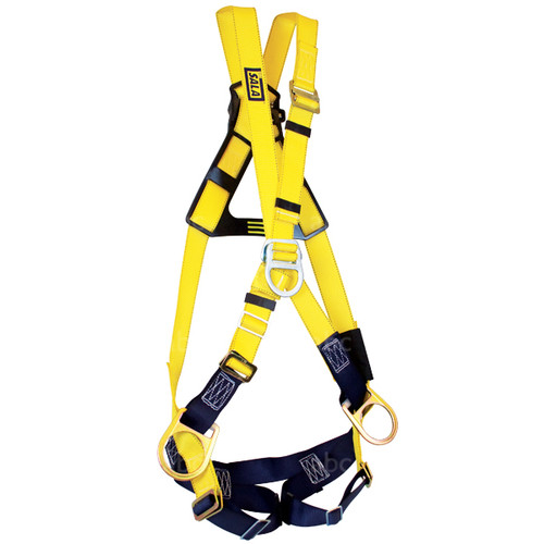 1103270 DBI/SALA Fully Body Harness - Front