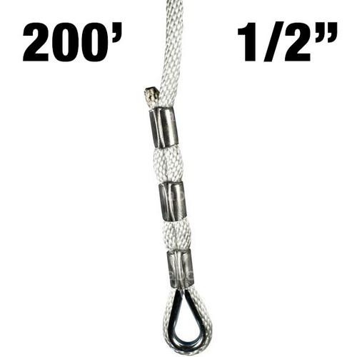 L4-200 Sky Genie Thimbled Rope