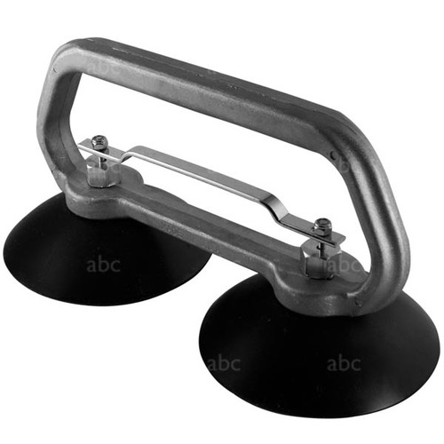 """Double 5"""" Suction Cup Grabber - Regular"""
