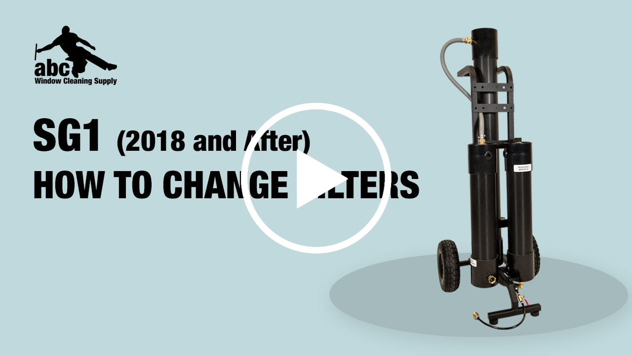 This video is a helpful guide to show you how to change your SG1 filter (2018 and after)