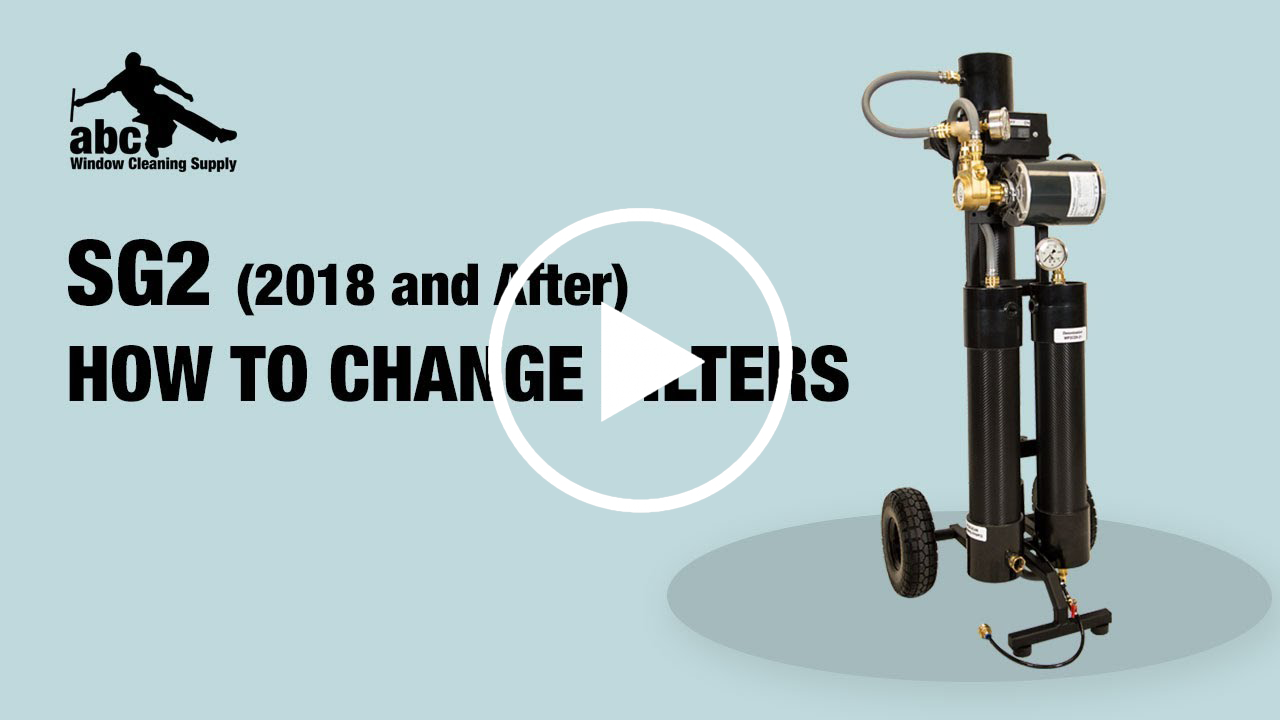 This video is a helpful guide to show you how to change your SG2 filter (2018 and after)