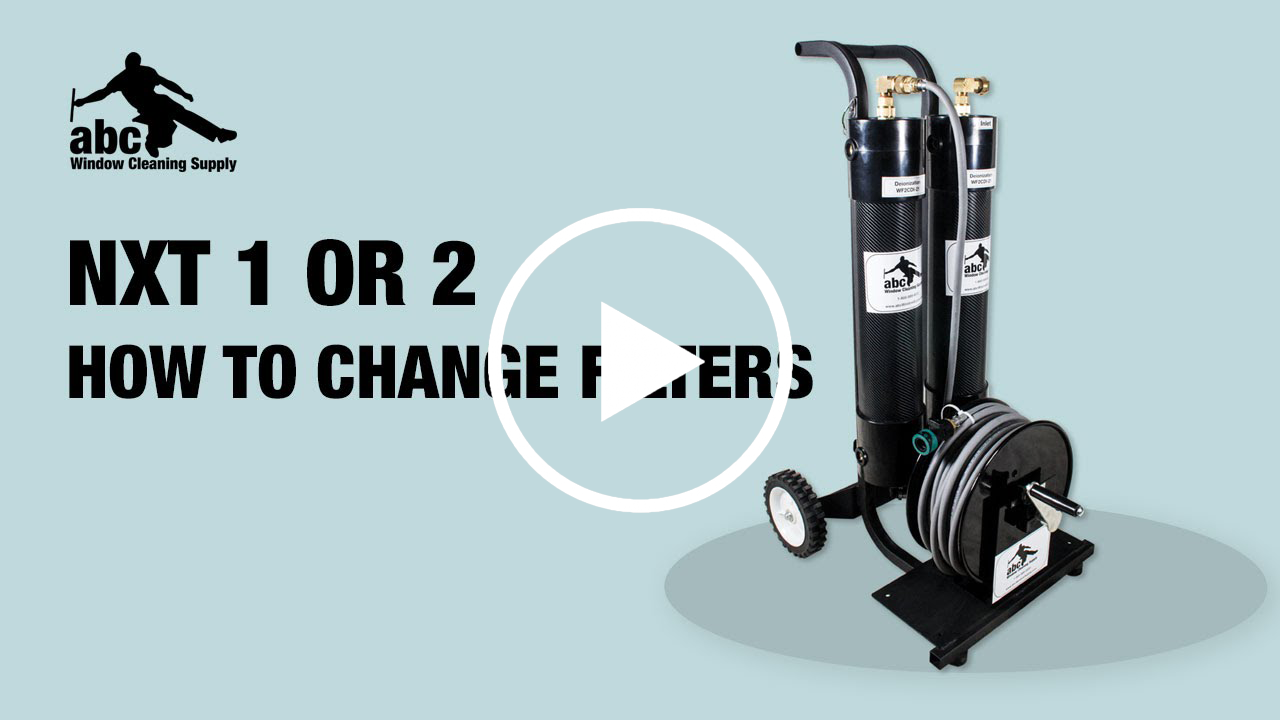This video is a helpful guide to show you the step-by-step process of changing your NXT 1 or 2 WaterFed® system's filters.