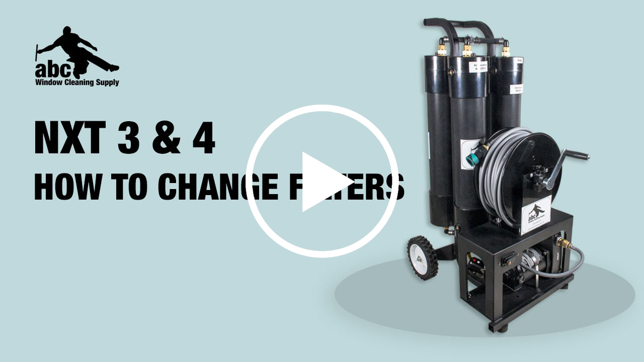 This video is a helpful guide to show you the step-by-step process of changing your NXT 3 or 4 WaterFed® system's filters.