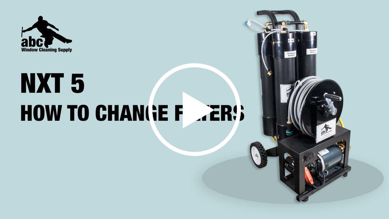 This video is a helpful guide to show you the step-by-step process of changing your NXT 5 WaterFed® system's filter.