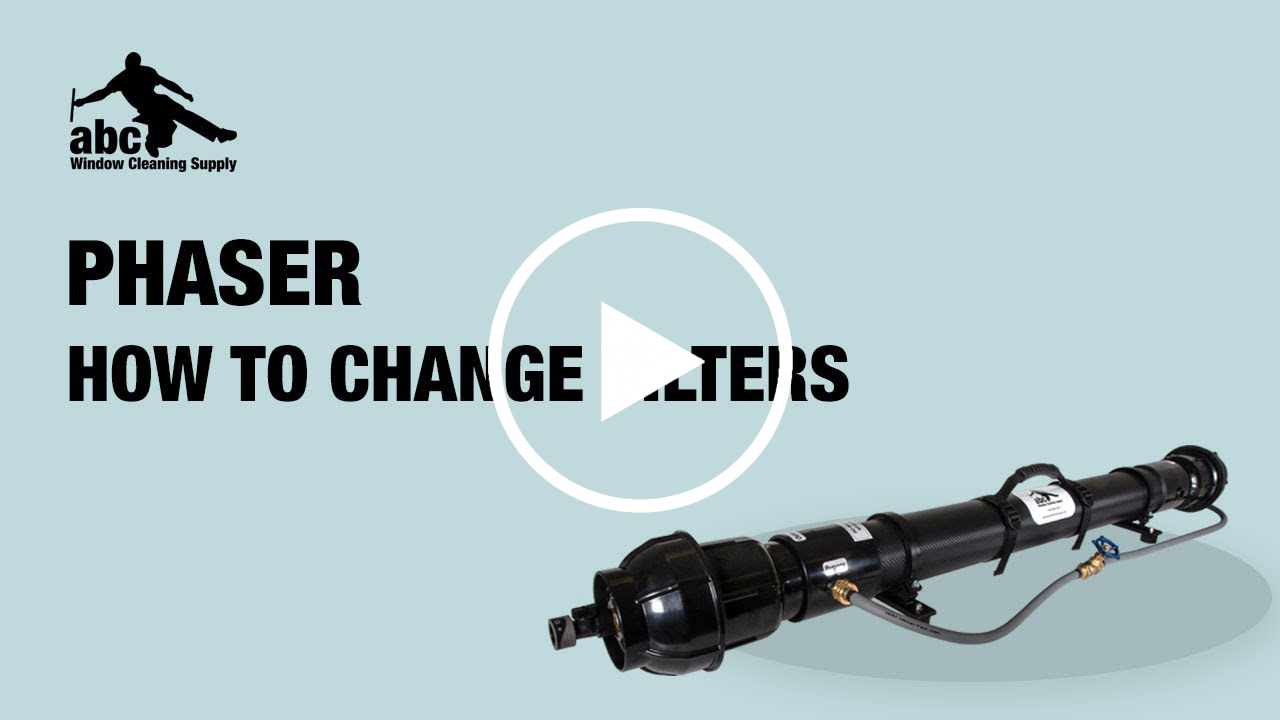 This video is a helpful guide to show you the step-by-step process of changing your Phaser WaterFed® system's filters.