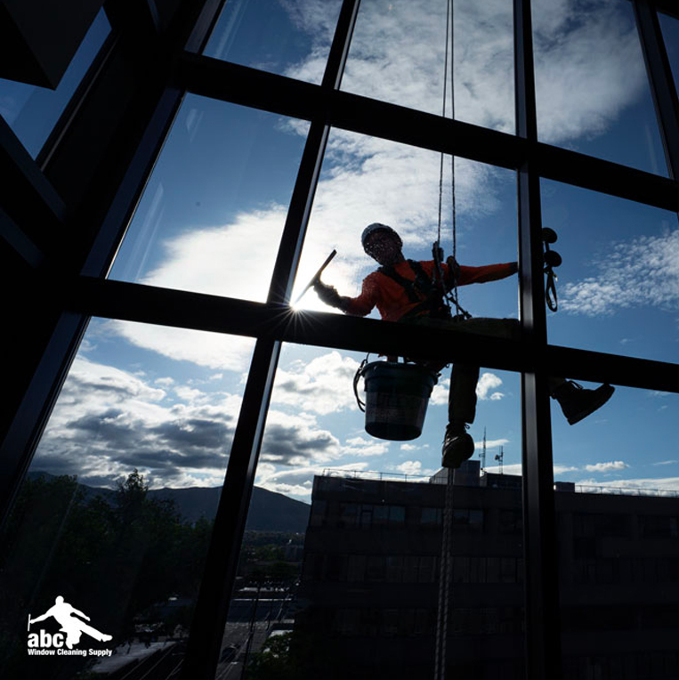 RDS Competition 2021, the competition to find the best high rise window cleaners