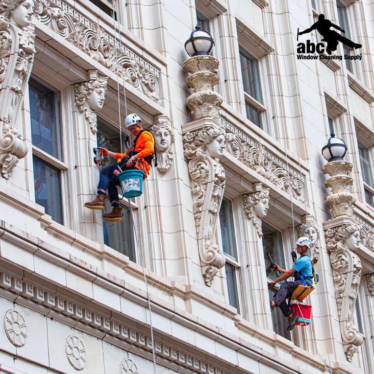 RDS Competition 2021, a competition to find the best of the best high rise window cleaners.
