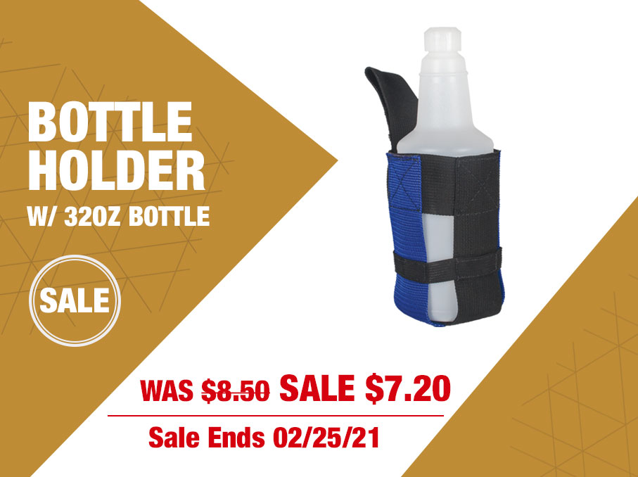 Bottle and Holster Sale