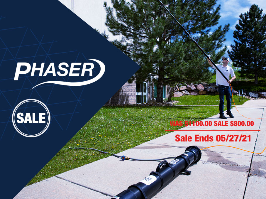 Phaser Sale
