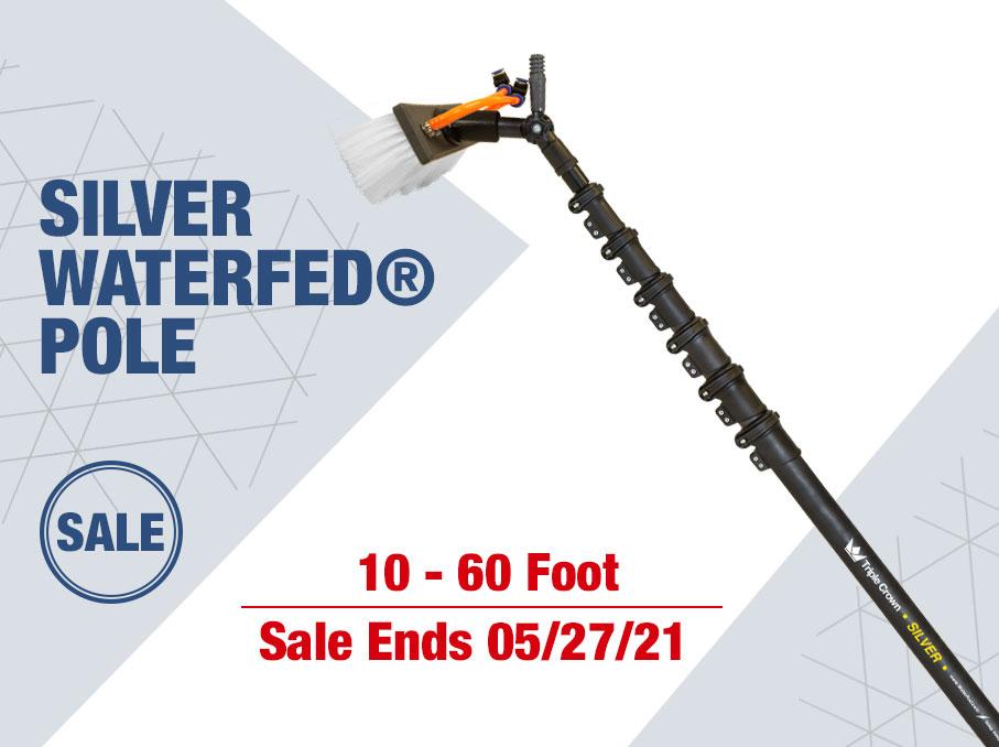 Silver Pole Sale