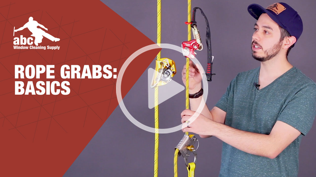 Demonstration Video of Rope Grabs and Back Up Devices
