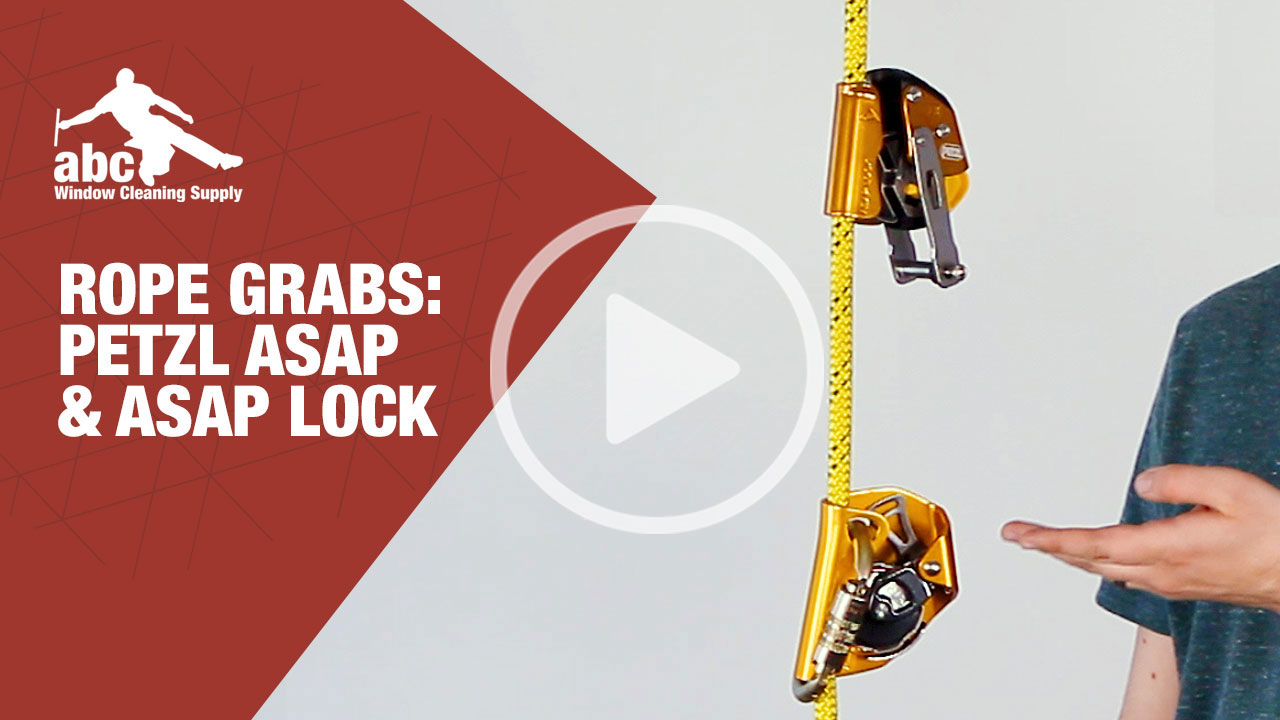 Petzl ASAP and Petzl ASAP Lock Descriptive Video