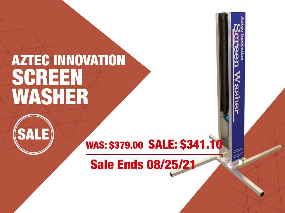Screen Washer