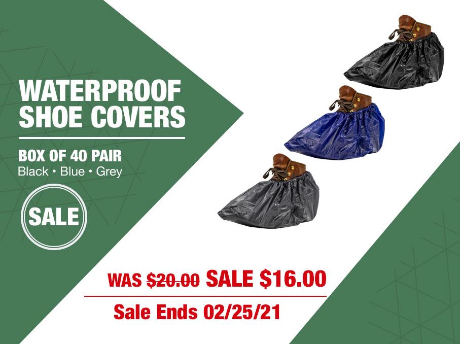 shoe cover sale