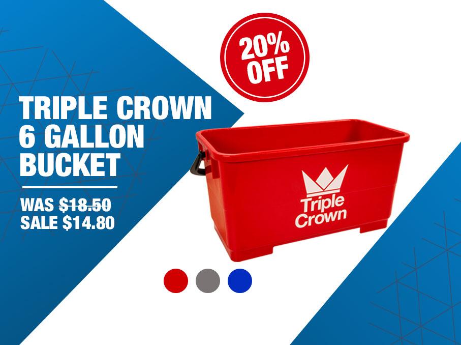 TC Bucket Sale