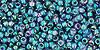 11/0 Gold Luster Light Tanzanite Toho Seed Beads (20 Grams) 11-321
