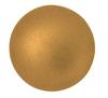 25mm Bronze Gold Matte Par Puca Cabochon (1 Piece) #00030/01740