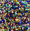 15/0 Seed Bead Mix (14.5 Grams)