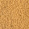11/0 Duracoat Dyed Opaque Banana Miyuki Seed Beads (8 Grams) 11-4452
