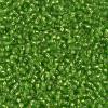 11/0 Silver Lined Lime Miyuki Seed Beads (20 Grams) 11-2423