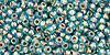 11/0 Gold Lined RBW Aqua TOHO Seed Beads (22 Grams) 11-995