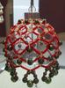 Pearl Droplets Christmas Ornament Tutorial