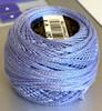 Light Blue Violet #8 DMC Pearl Cotton Cord - 87yd spool (#341)