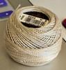 Light Mocha Brown #8 DMC Pearl Cotton Cord - 87yd spool (#3033)