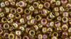 8/0 Inside Color RBW Topaz Lavender Lined Toho Seed Beads (20 Grams) 08-1849