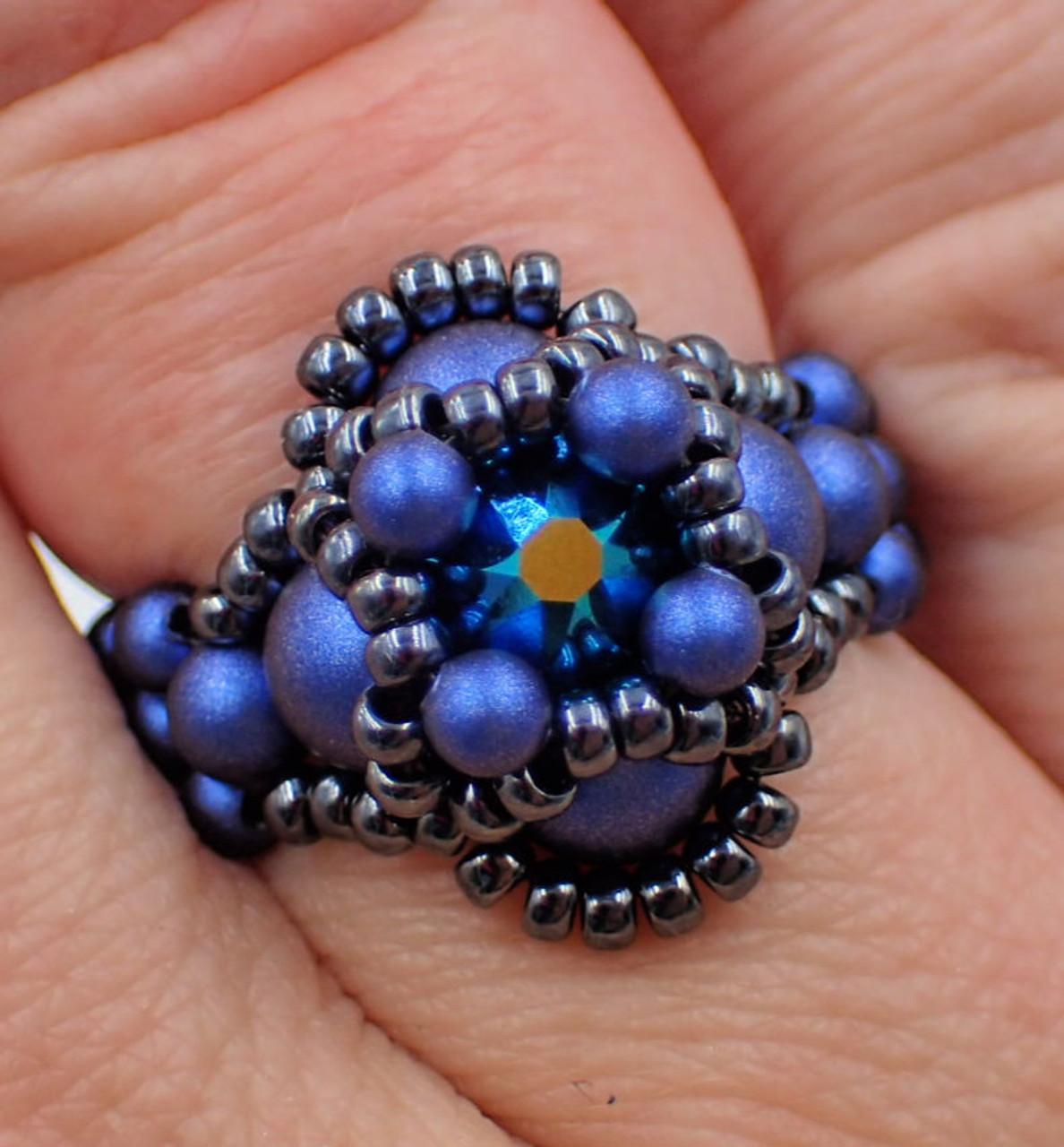 Interstellar Ring Kit - Blue Color Combo