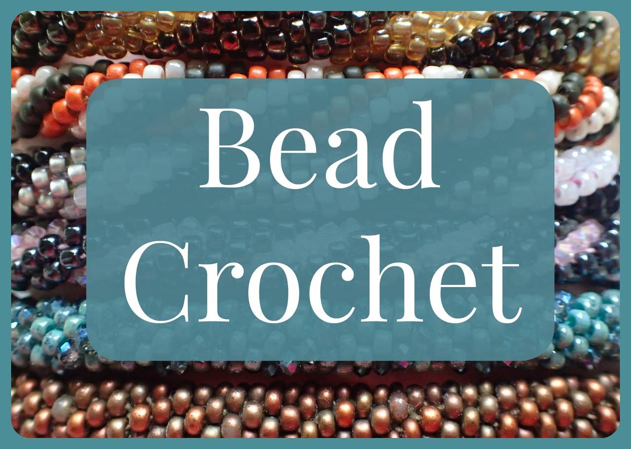 Bead Crochet Workbook INSTANT DOWNLOAD