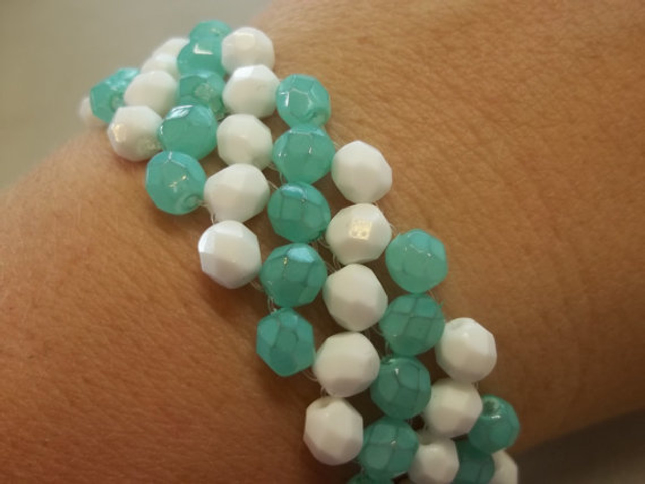 A Stretching Good Time Bracelet PRINTED Tutorial - Mailed to your home
