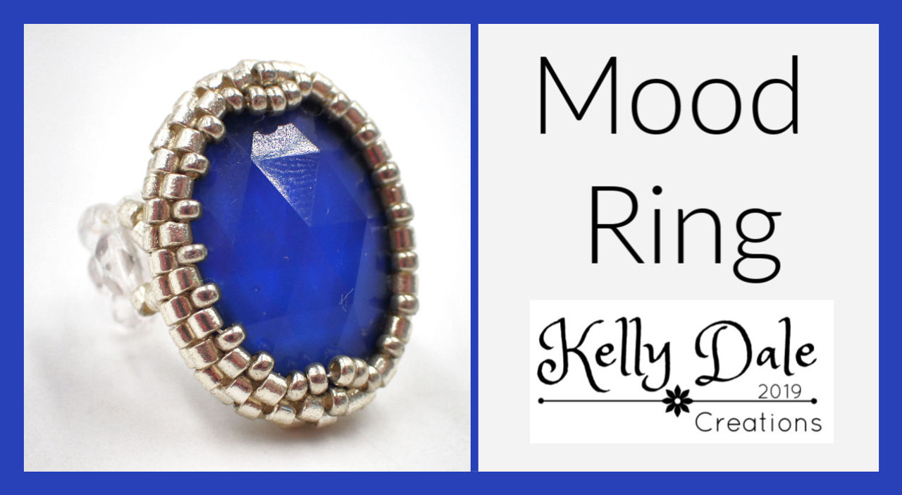 Mood Ring PRINTED Pattern - Mailed to your home