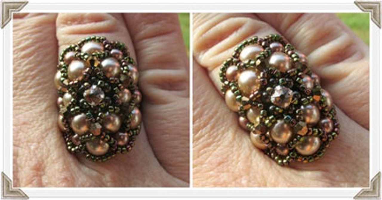 Eden Ring PRINTED Pattern - Mailed to your home