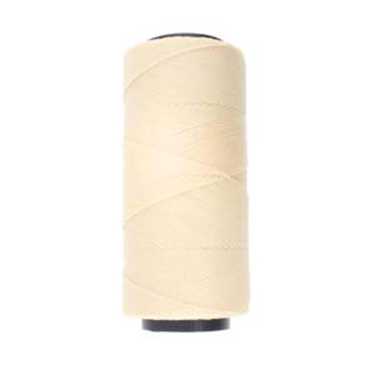 144yds 2 ply Cream Waxed Brazilian Cord