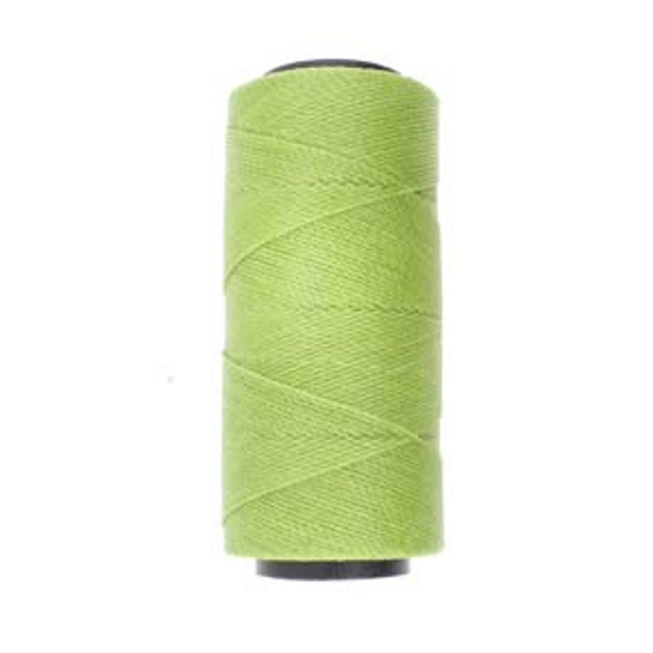 144yds 2 ply Lime Waxed Brazilian Cord