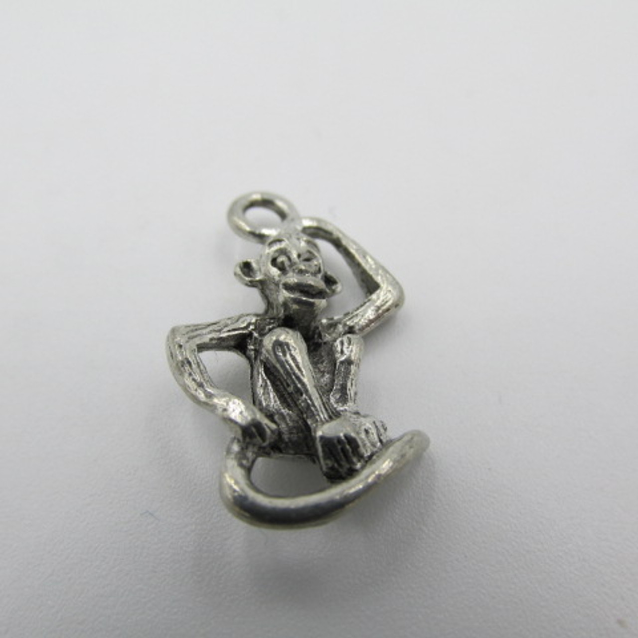 22x14mm Monkey Pewter Charm