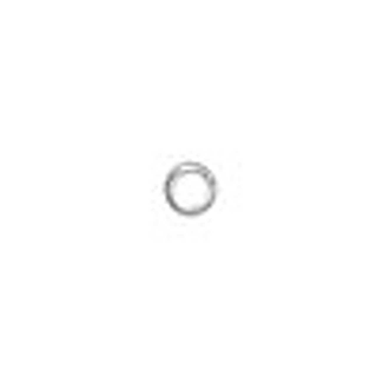 6mm Soldered Silver Plated Jump Rings (50 Pack)
