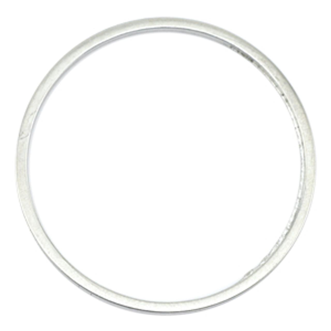 25mm Solid Rings Beadalon