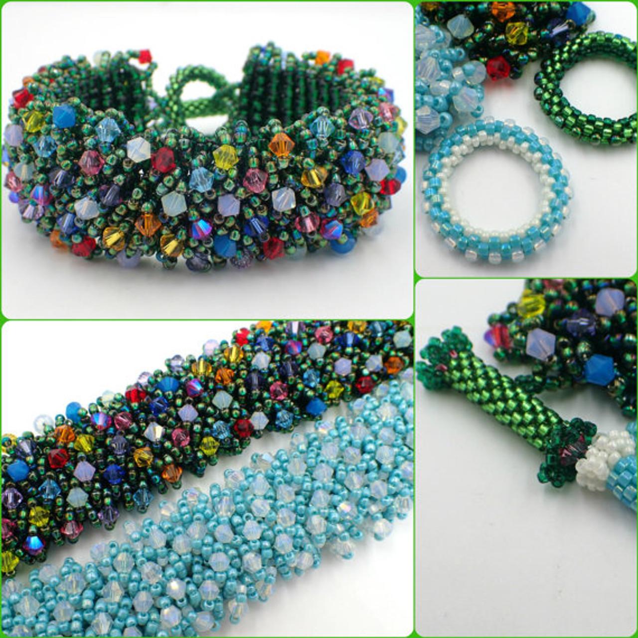 Magic Carpet Bracelet INSTANT DOWNLOAD Tutorial