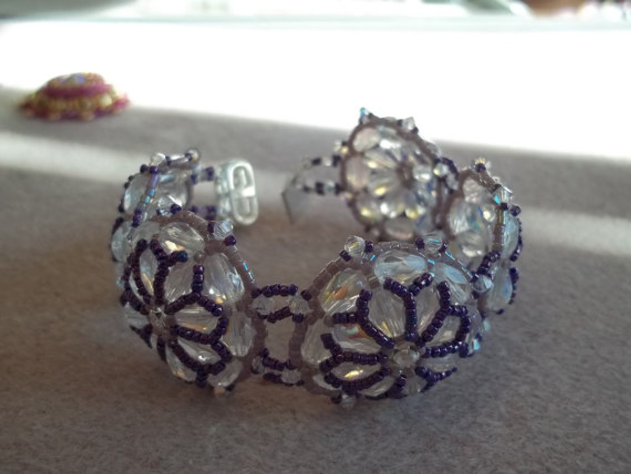 Beautiful Blossom Bracelet Tutorial