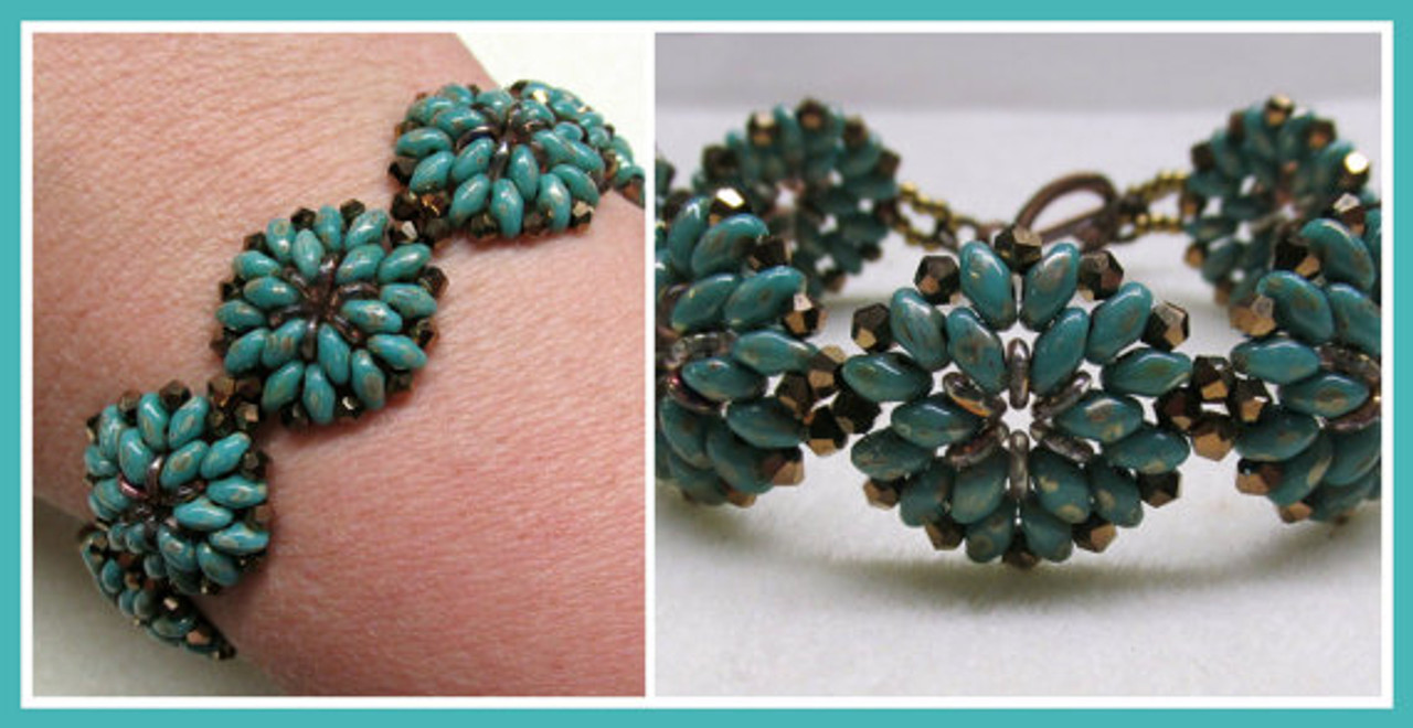 Oh Bracelet Tutorial - INSTANT DOWNLOAD