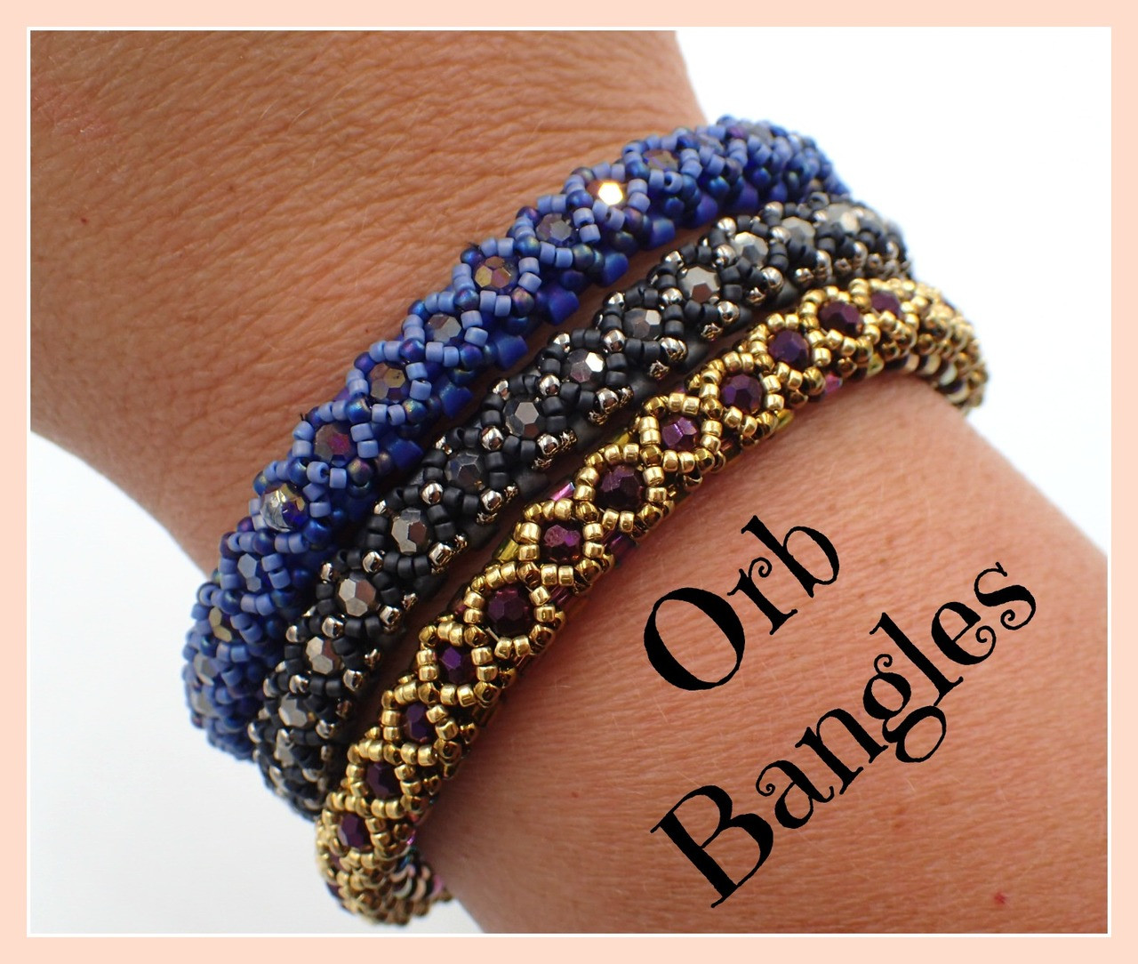 Orb Brangle Bracelet Tutorial - INSTANT DOWNLOAD