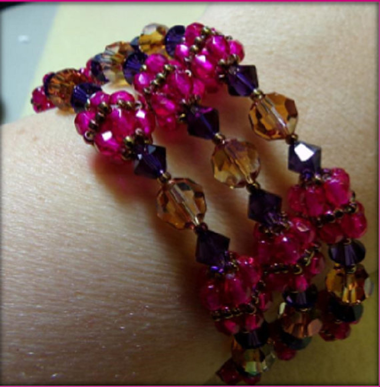 Circle of Life Bracelet Tutorial