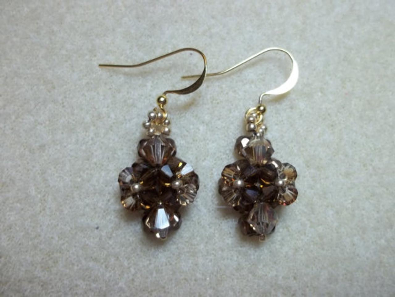 Petite Fairy Earrings Tutorial